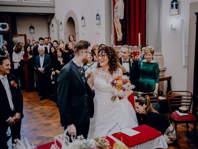 Il matrimonio di Marco e Eleonora a Carmignano, Prato 16
