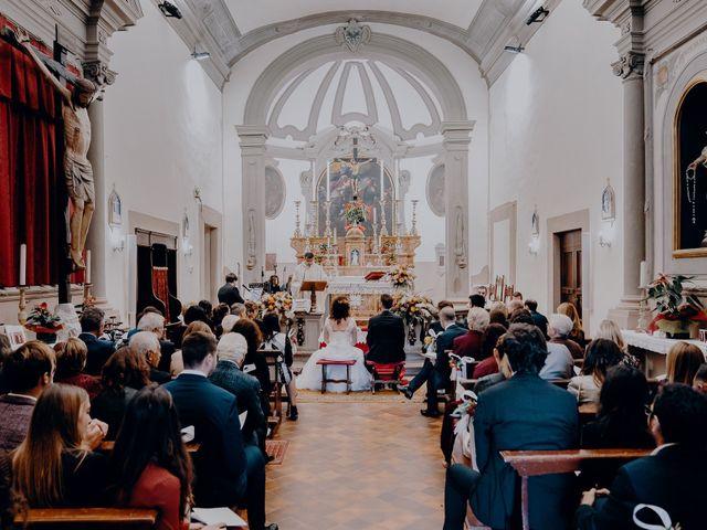 Il matrimonio di Marco e Eleonora a Carmignano, Prato 17