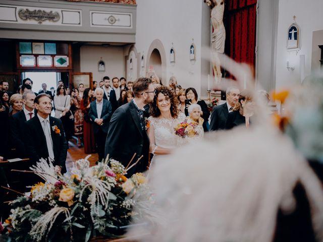 Il matrimonio di Marco e Eleonora a Carmignano, Prato 18