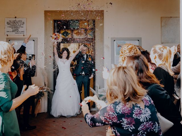 Il matrimonio di Marco e Eleonora a Carmignano, Prato 22