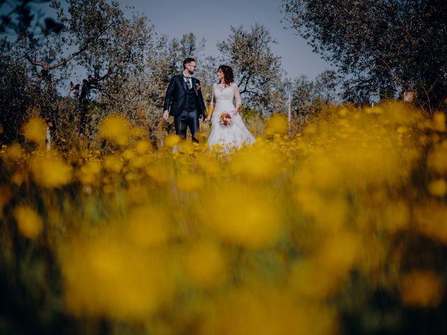 Il matrimonio di Marco e Eleonora a Carmignano, Prato 24