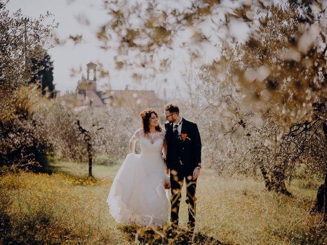 Il matrimonio di Marco e Eleonora a Carmignano, Prato 25