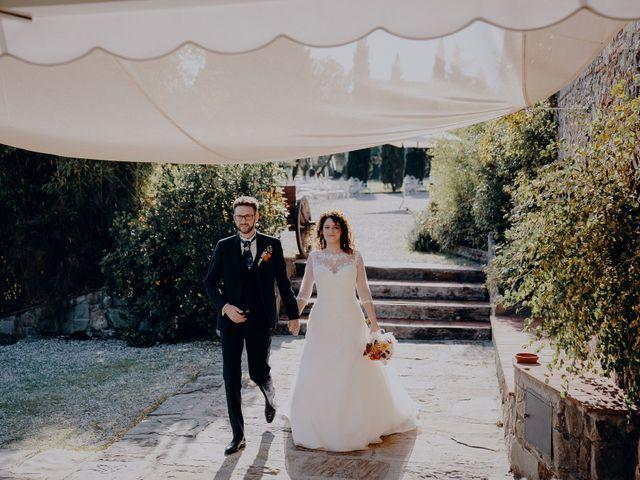 Il matrimonio di Marco e Eleonora a Carmignano, Prato 27