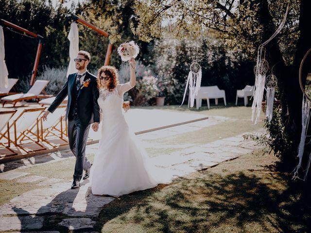 Il matrimonio di Marco e Eleonora a Carmignano, Prato 28