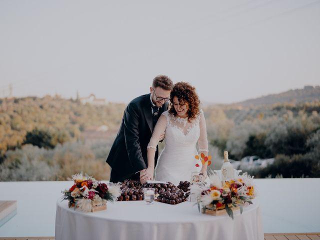 Il matrimonio di Marco e Eleonora a Carmignano, Prato 33