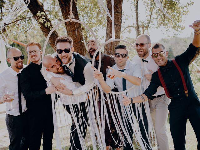 Il matrimonio di Marco e Eleonora a Carmignano, Prato 34