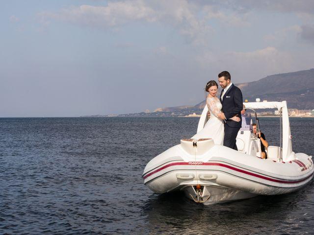 Il matrimonio di Cristina e Giuseppe a Trapani, Trapani 64