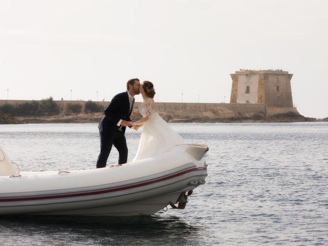 Il matrimonio di Cristina e Giuseppe a Trapani, Trapani 65