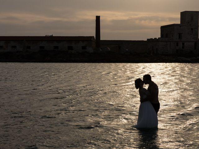 Il matrimonio di Cristina e Giuseppe a Trapani, Trapani 70