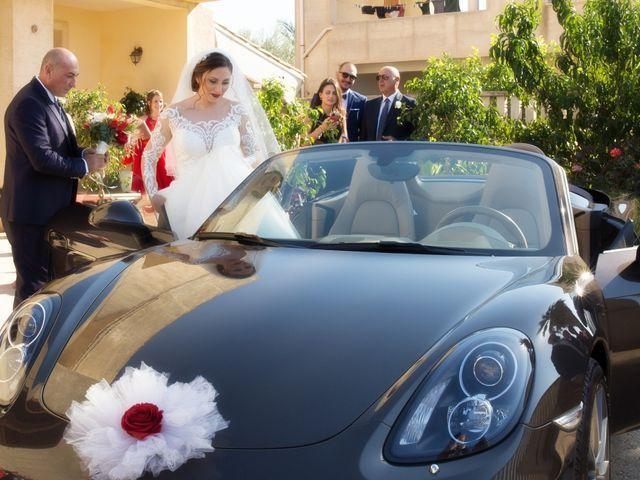 Il matrimonio di Cristina e Giuseppe a Trapani, Trapani 73