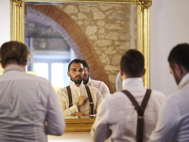 Il matrimonio di Eleonor e Wisam a Sovicille, Siena 13