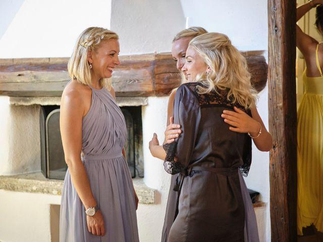 Il matrimonio di Eleonor e Wisam a Sovicille, Siena 17
