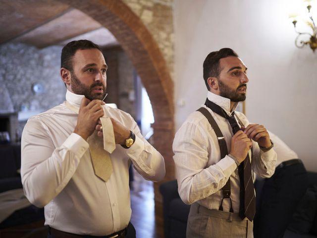 Il matrimonio di Eleonor e Wisam a Sovicille, Siena 18