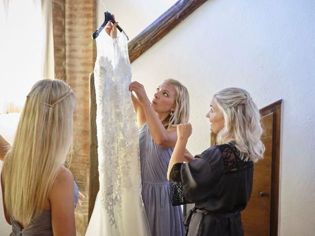 Il matrimonio di Eleonor e Wisam a Sovicille, Siena 21