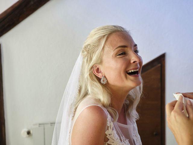Il matrimonio di Eleonor e Wisam a Sovicille, Siena 35