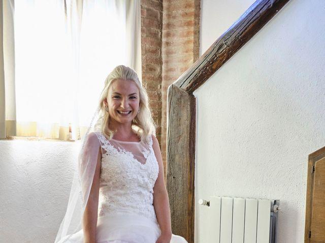 Il matrimonio di Eleonor e Wisam a Sovicille, Siena 36