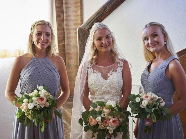 Il matrimonio di Eleonor e Wisam a Sovicille, Siena 43