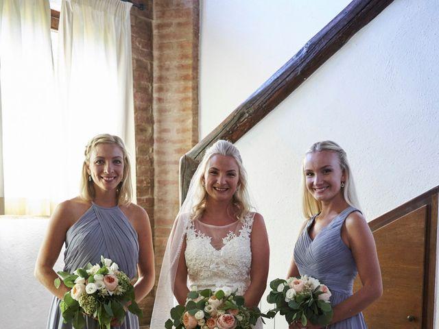 Il matrimonio di Eleonor e Wisam a Sovicille, Siena 44