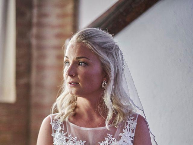 Il matrimonio di Eleonor e Wisam a Sovicille, Siena 45
