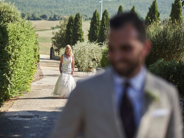 Il matrimonio di Eleonor e Wisam a Sovicille, Siena 50