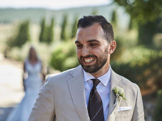 Il matrimonio di Eleonor e Wisam a Sovicille, Siena 52