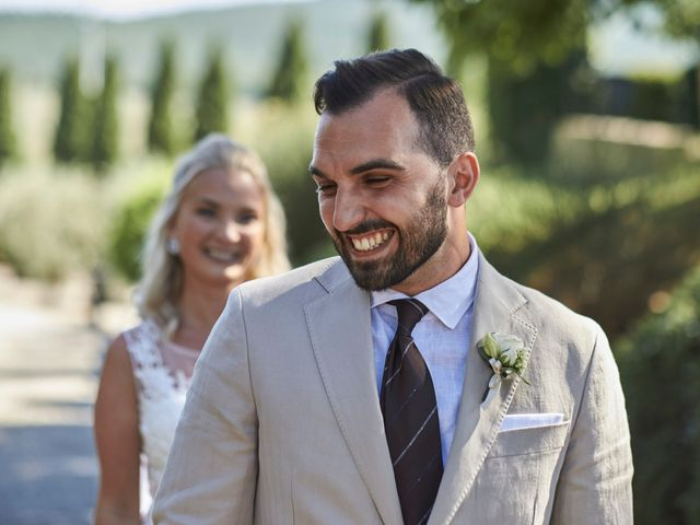 Il matrimonio di Eleonor e Wisam a Sovicille, Siena 54