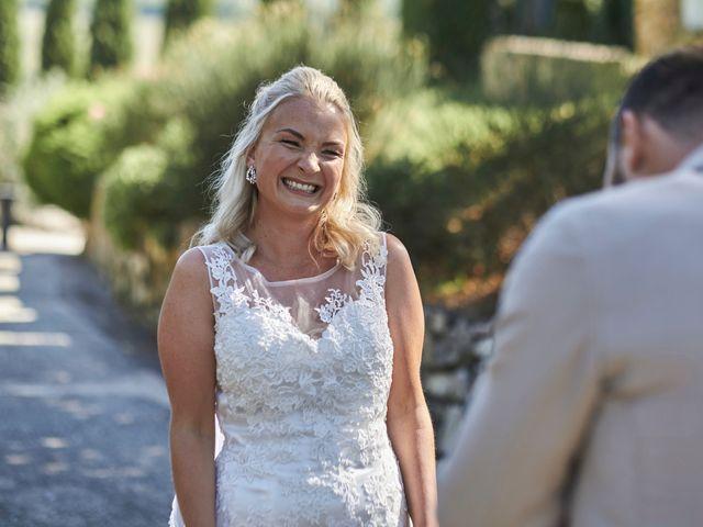 Il matrimonio di Eleonor e Wisam a Sovicille, Siena 55