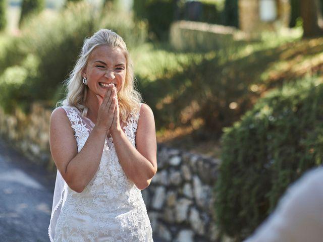 Il matrimonio di Eleonor e Wisam a Sovicille, Siena 56