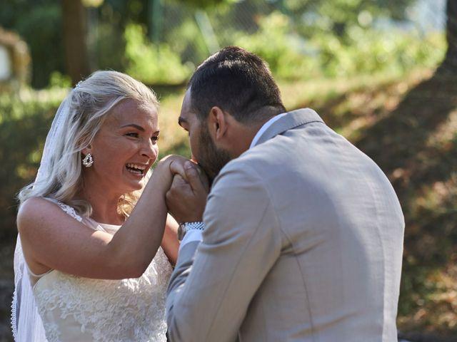 Il matrimonio di Eleonor e Wisam a Sovicille, Siena 58