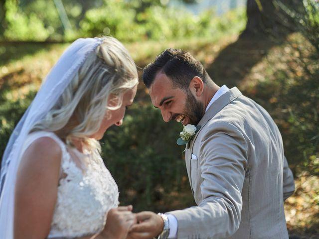 Il matrimonio di Eleonor e Wisam a Sovicille, Siena 60