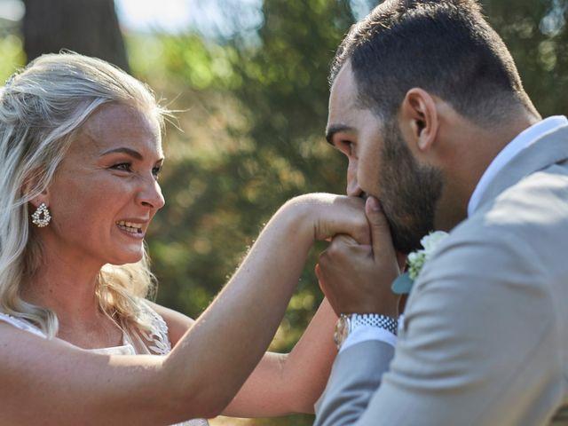 Il matrimonio di Eleonor e Wisam a Sovicille, Siena 61