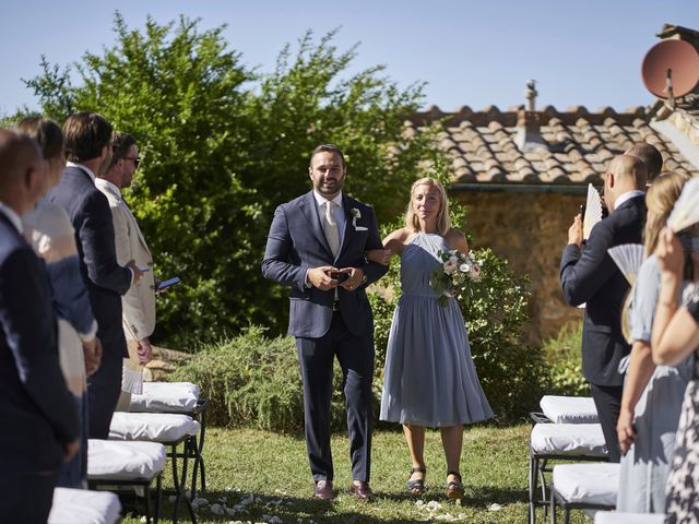 Il matrimonio di Eleonor e Wisam a Sovicille, Siena 64