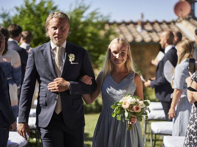 Il matrimonio di Eleonor e Wisam a Sovicille, Siena 68