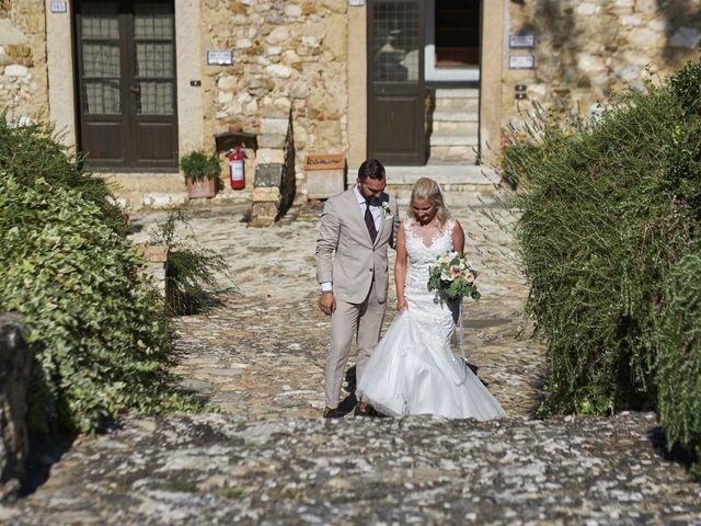 Il matrimonio di Eleonor e Wisam a Sovicille, Siena 69