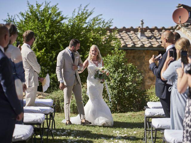 Il matrimonio di Eleonor e Wisam a Sovicille, Siena 71