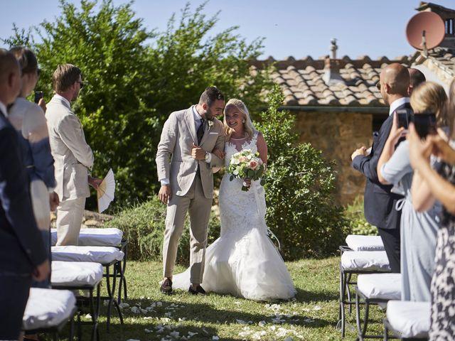 Il matrimonio di Eleonor e Wisam a Sovicille, Siena 73