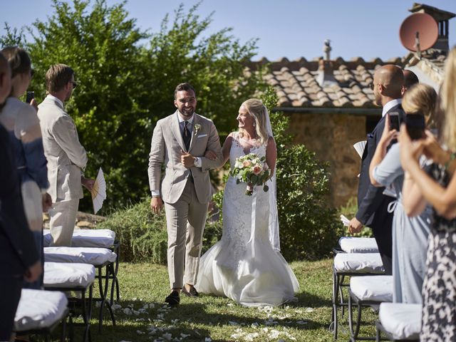 Il matrimonio di Eleonor e Wisam a Sovicille, Siena 74