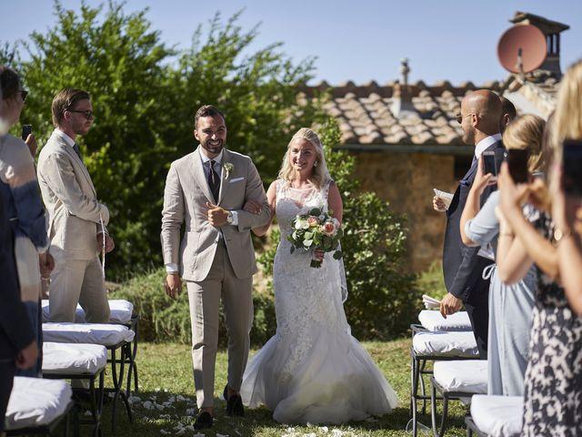 Il matrimonio di Eleonor e Wisam a Sovicille, Siena 75