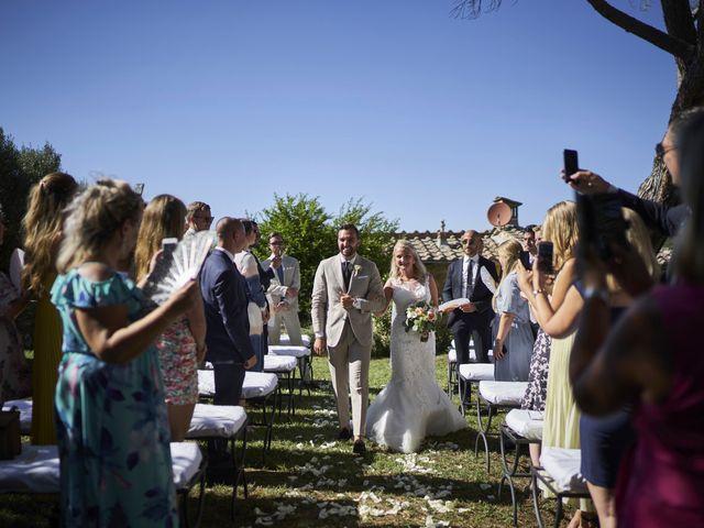 Il matrimonio di Eleonor e Wisam a Sovicille, Siena 77