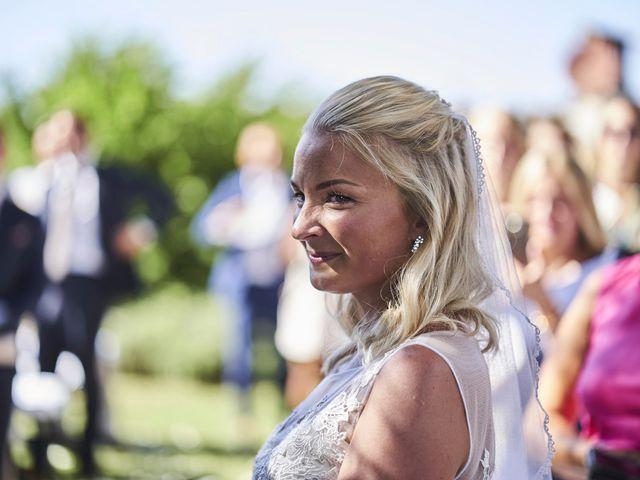 Il matrimonio di Eleonor e Wisam a Sovicille, Siena 78