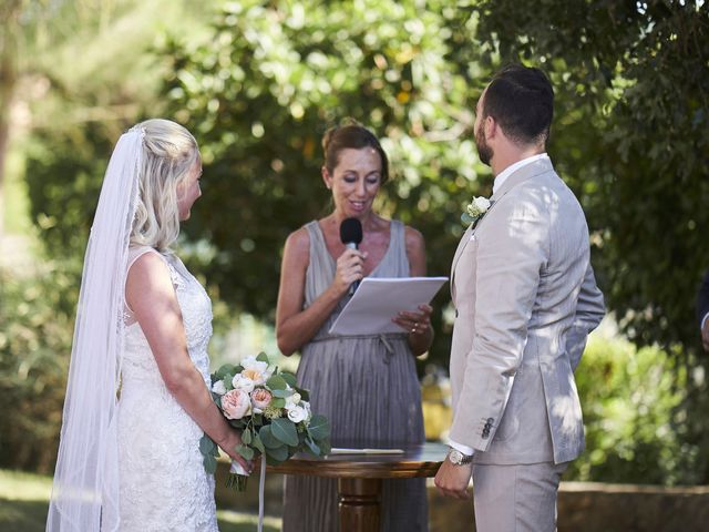 Il matrimonio di Eleonor e Wisam a Sovicille, Siena 81
