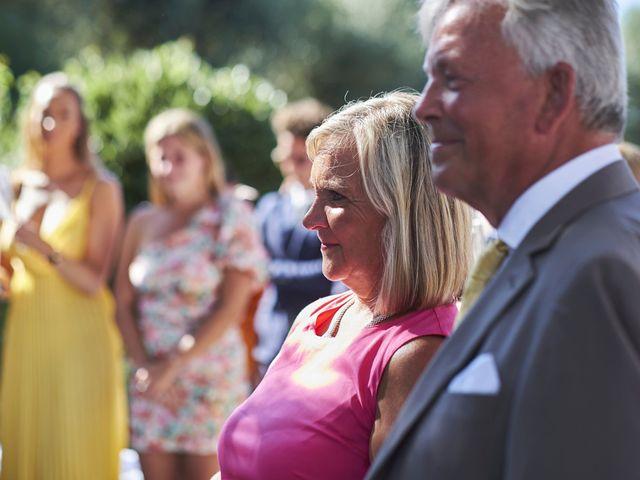 Il matrimonio di Eleonor e Wisam a Sovicille, Siena 82