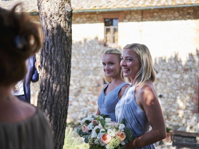 Il matrimonio di Eleonor e Wisam a Sovicille, Siena 83