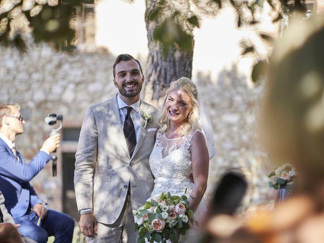Il matrimonio di Eleonor e Wisam a Sovicille, Siena 87