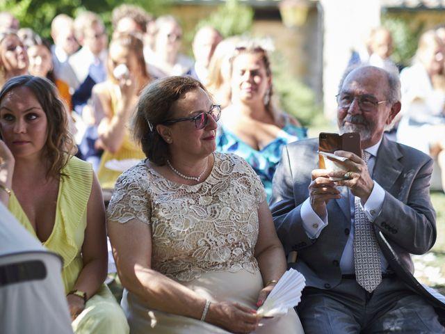 Il matrimonio di Eleonor e Wisam a Sovicille, Siena 88