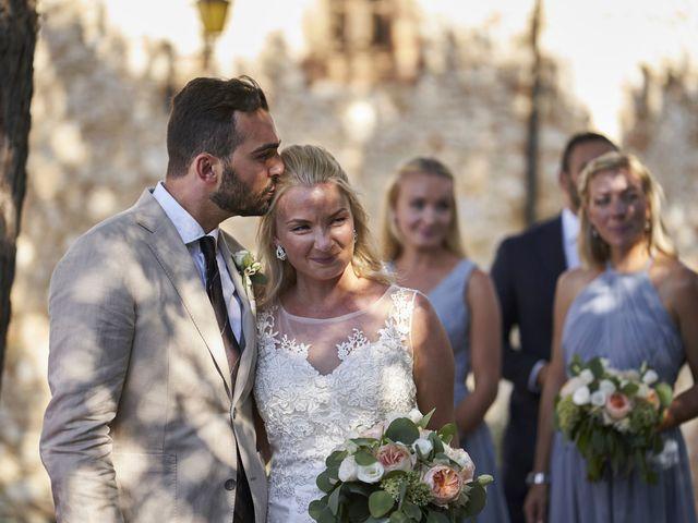 Il matrimonio di Eleonor e Wisam a Sovicille, Siena 90