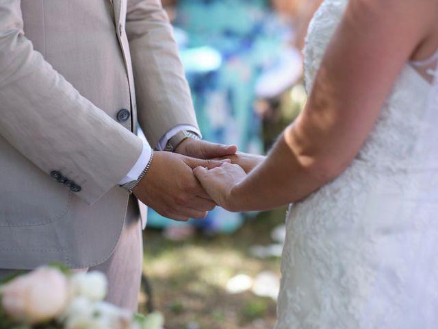 Il matrimonio di Eleonor e Wisam a Sovicille, Siena 92