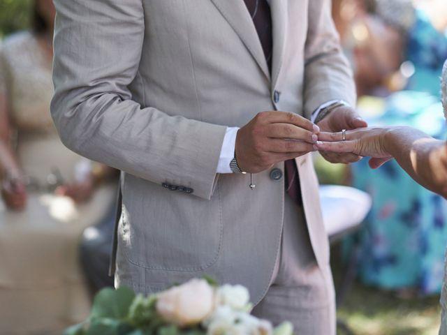 Il matrimonio di Eleonor e Wisam a Sovicille, Siena 94