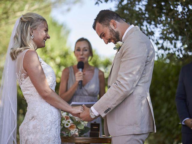 Il matrimonio di Eleonor e Wisam a Sovicille, Siena 99