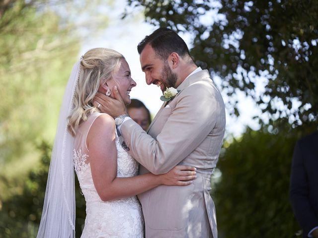 Il matrimonio di Eleonor e Wisam a Sovicille, Siena 101